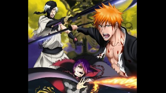 """""""Bleach the Movie: Hell Verse"""" (2010): This animated film adaption of the popular manga and anime series is a favorite among devotees. (Netflix)"""