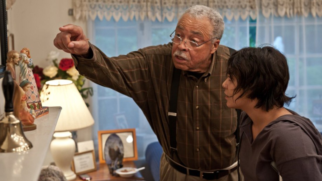 "<strong>""Gimme Shelter"": </strong> Vanessa Hudgens and James Earl Jones star in this drama about a pregnant teenager who finds compassion in a stranger. <strong>(Amazon Prime, Hulu) </strong>"