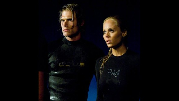 """""""Into the Blue 2: The Reef """" (2009): A pair of professional divers are hired to seek Christopher Columbus's treasure in this straight-to-video sequel of  2005's """"Into the Blue."""" (Netflix)"""