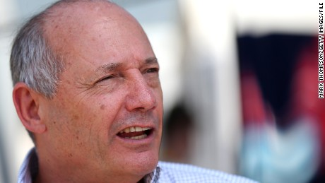 McLaren's Ron Dennis talks upcoming Formula 1 season
