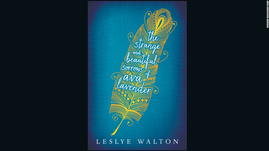 """The Strange and Beautiful Sorrows of Ava Lavender"" by Leslye Walton (Candlewick)"