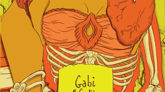 """Gabi, a Girl in Pieces,"" written by Isabel Quintero, is the 2015 Morris Award winner."