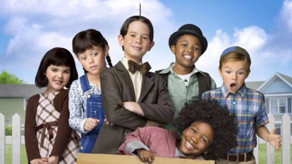 """""""The Little Rascals Save the Day"""" (2014): Spanky, Alfalfa, Darla, Buckwheat and the gang try to raise money to save their grandma's home. (Netflix)"""