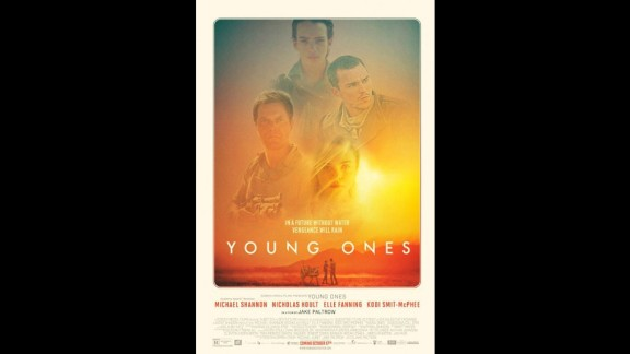 """""""Young Ones"""" (2014): Set in a time when water is hard to come by, a teenage boy sets out to protect his family and survive. (Netflix)"""