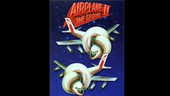 """""""Airplane II: The Sequel"""" ( 1982): A lunar shuttle and hijinx are central to the plot of this sequel to the 1980 comedy """"Airplane."""" (Amazon Prime)"""