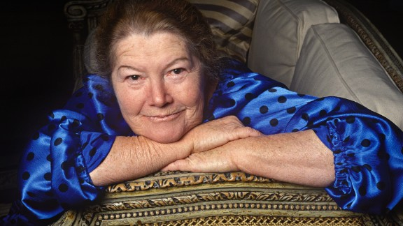 "Australian writer Colleen McCullough, who wrote the best-selling novel ""The Thorn Birds,"" died on January 29. She was 77."