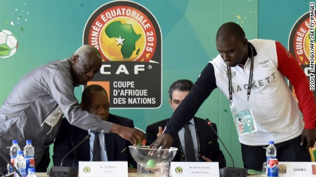 Guinea, not Mali, will face Ghana in the AFCON quarterfinals after lots were drawn Thursday.