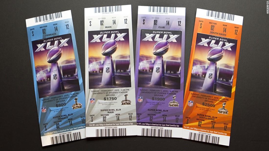Super Bowl Tickets Gewinnen