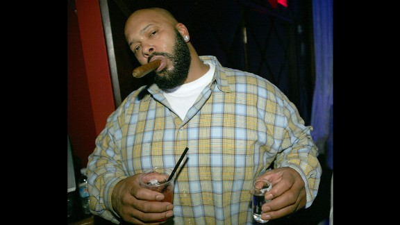Knight attends an event at a Las Vegas club in February 2007. Knight founded the wildly successful Death Row Records in 1991, signing artists such as Snoop Doggy Dogg and Tupac Shakur. The label filed for bankruptcy, however, in 2006.