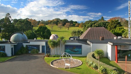 The Stardome Observatory and Planetarium in Auckland where the Women in Science Breakfast will take place.