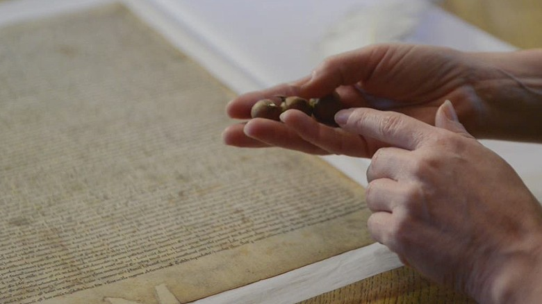 Making of the Magna Carta