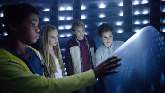 """""""Earth to Echo"""" (2014): A group of young teens embark on an adventure to help an alien in this sci-fi. (Netflix)"""