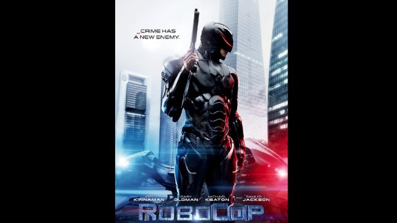 RoboCop (2014): This film went 3-D for a the remake of the 1987 film of the same name. (Netflix, Amazon Prime)