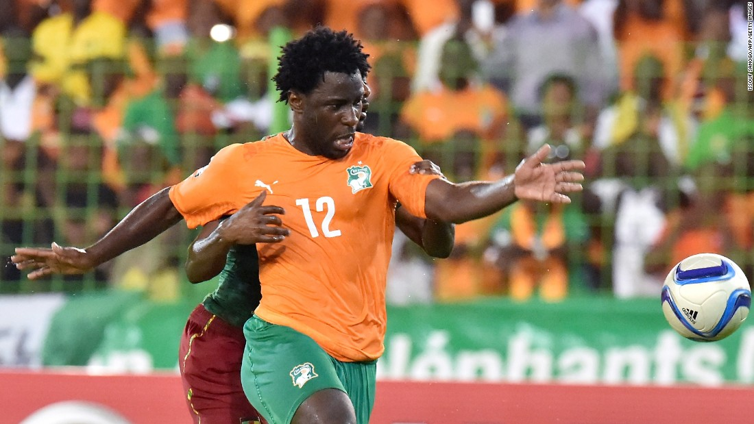"The Ivory Coast forward completed his <a href=""ht/2015/01/14/football/wilfried-bony-joins-manchester-city/"" target=""_blank"">$42.5 million move from Swansea to Manchester City.</a> It was one of the most expensive transfers in 2015's January window, but Man City will have to wait until he's back from the African Cup of Nations to try him out."