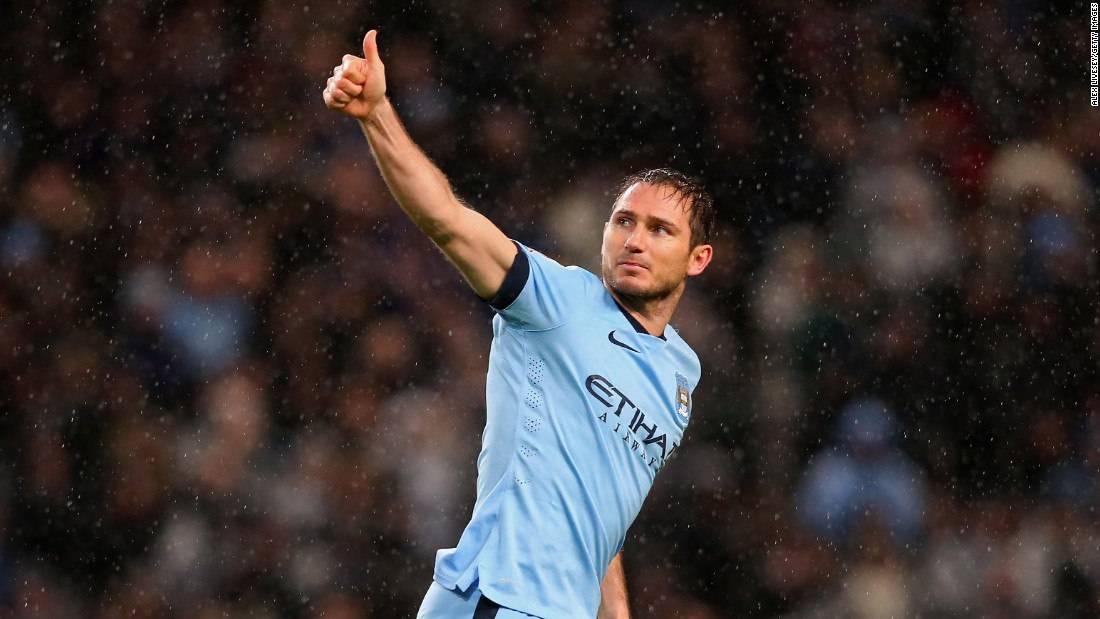 Frank Lampard extended his loan deal at Manchester City from New York City. The midfielder has enjoyed a successful season in the Premier League following his departure from Chelsea.