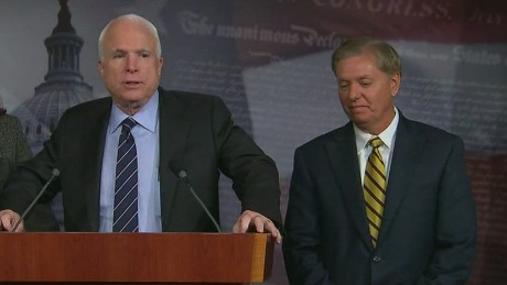 McCain: No one better than Graham for the country