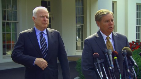 Sen. Lindsey Graham is contemplating a 2016 presidential bid.