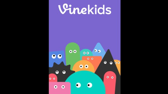 Ever wonder which apps your kids are glued to on their smartphones? Here's a sampling. Vine Kids:  The six-second video platform released a separate version for kid-friendly posts.
