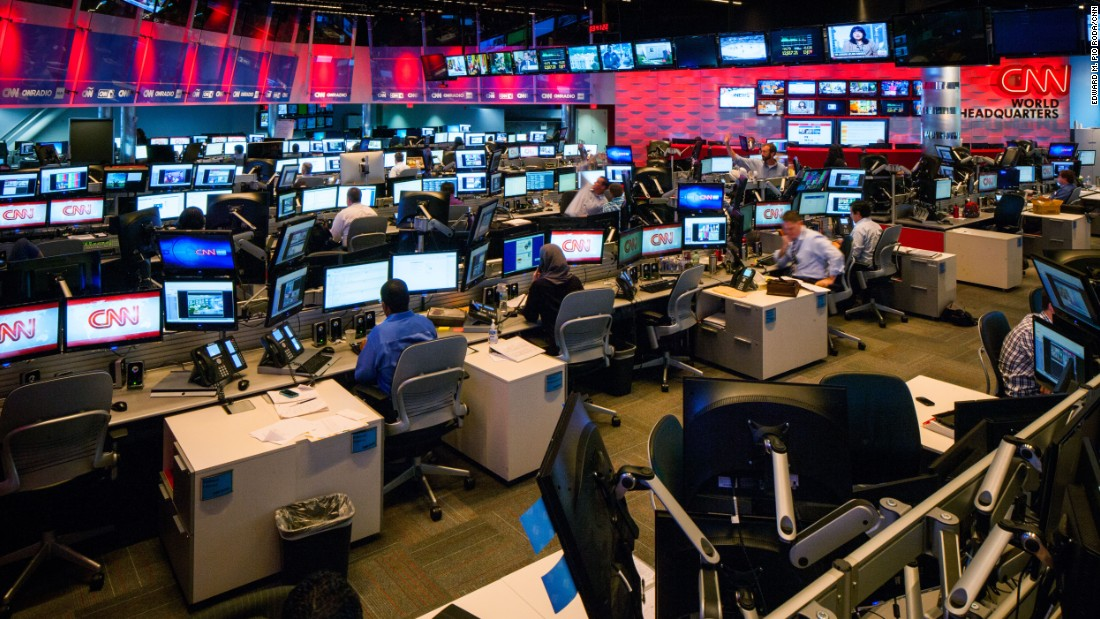 Today, CNN's portfolio of news and information services is available in five different languages across all major TV, Internet and mobile platforms, reaching more than 392 million households around the globe. CNN has 41 editorial offices and more than 1,100 affiliates worldwide through CNN Newsource.