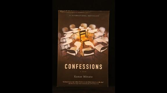 """""""Confessions,"""" by Kanae Minato"""