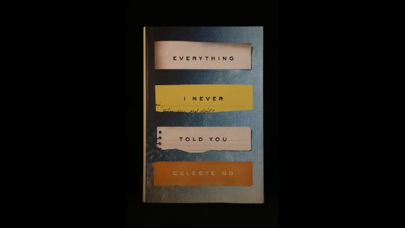"""""""Everything I Never Told You,"""" by Celeste Ng."""