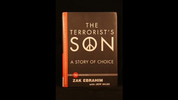 """""""The Terrorist's Son: A Story of Choice"""" by Zak Ebrahim with Jeff Giles."""