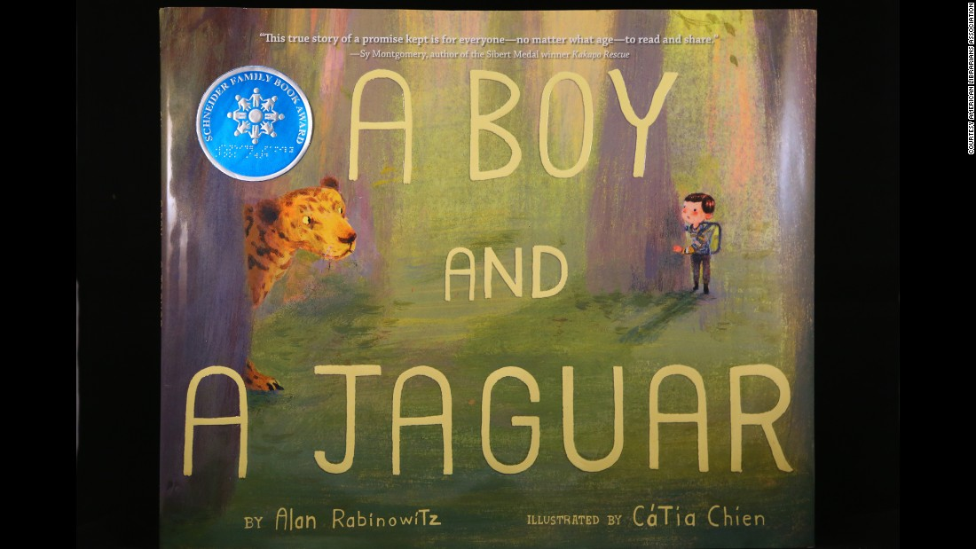 Best Book Cover Awards ~ Best children s books newbery caldecott winners cnn