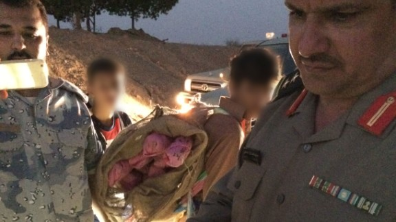 These two youths were detained with the narcotic shrub qat that most Yemenis chew every day,
