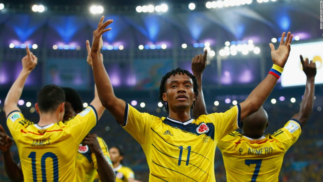 Juventus has signed Colombia international Juan Cuadrado from Chelsea on loan for the season. Cuadrado only joined the Blues in February from Fiorentina for a reported $35.9 million, but has since been deemed surplus to requirements at Stamford Bridge.
