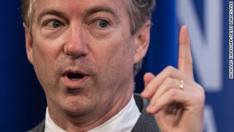 "Sen. Rand Paul says he's not ""anti-vaccine,"" but called vaccination a ""personal decision."