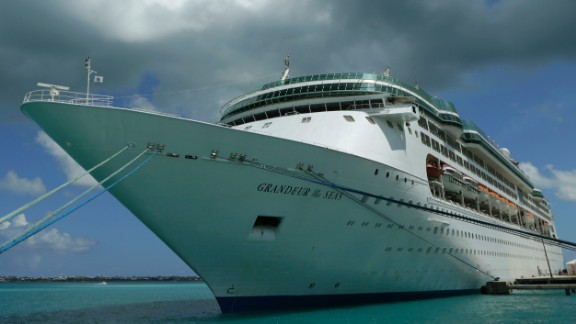 In January, more than 200 passengers and crew became ill with norovirus on Royal Caribbean's Grandeur of the Seas.