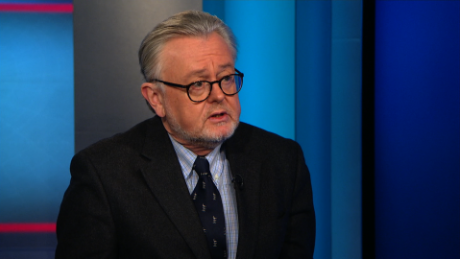 William Schabas, former head of the UN inquiry on Gaza offensive, appears on CNN to explain why he resigned as head of the UN inquiry.