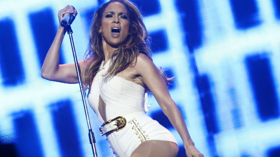 """Jennifer Lopez is known as the """"Lord of Butt"""" in parts of Hong Kong and China."""