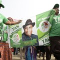 Nigeria Elections Goodluck Supporters Dance PIUS UTOMI EKPEI AFP Getty Images
