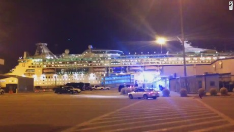 Hundreds Aboard Cruise Ship Sick With Norovirus CNN - Cruise ship norovirus