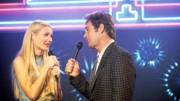 """The 2000 film """"Duets"""" found Gwyneth Paltrow and Huey Lewis collaborating for a cover of """"Cruisin"""" that went to no. 1 in Australia."""