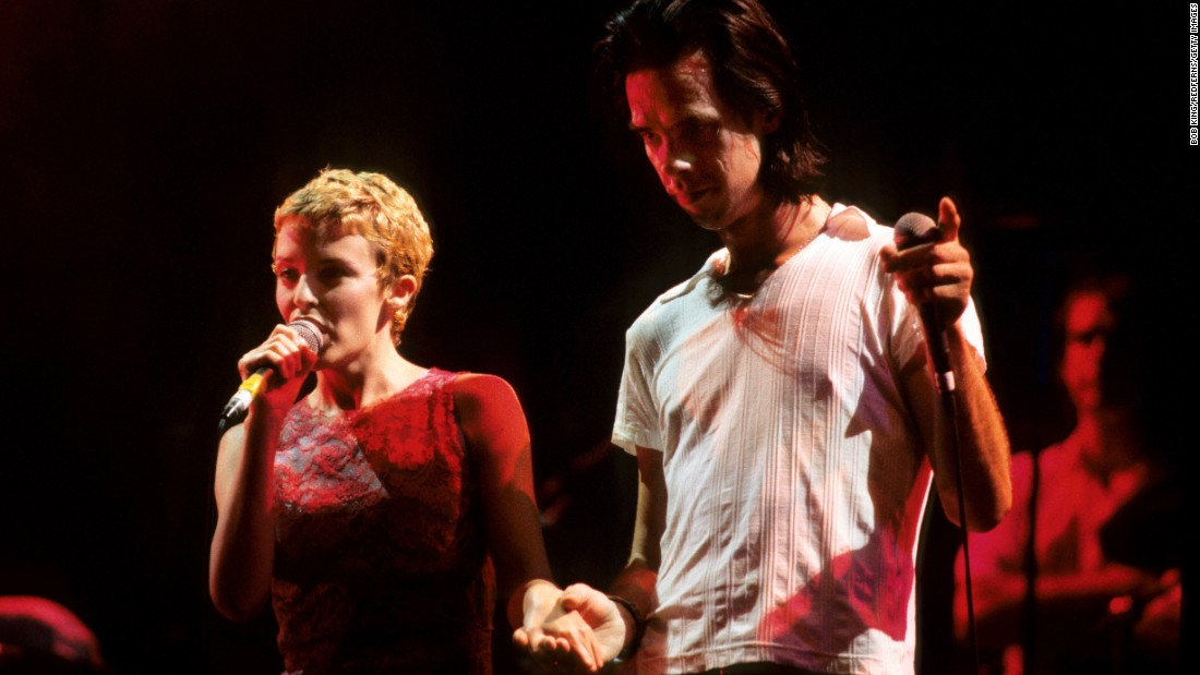 """Where the Wild Roses Grow"" became one of the most successful songs ever released by Nick Cave and the Bad Seeds, due in part to their collaboration with Kylie Minogue. The song appeared on their 1996 album, ""Murder Ballads."""
