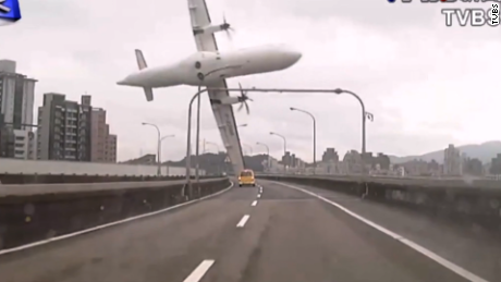 Rescue and recovery after TransAsia plane crash