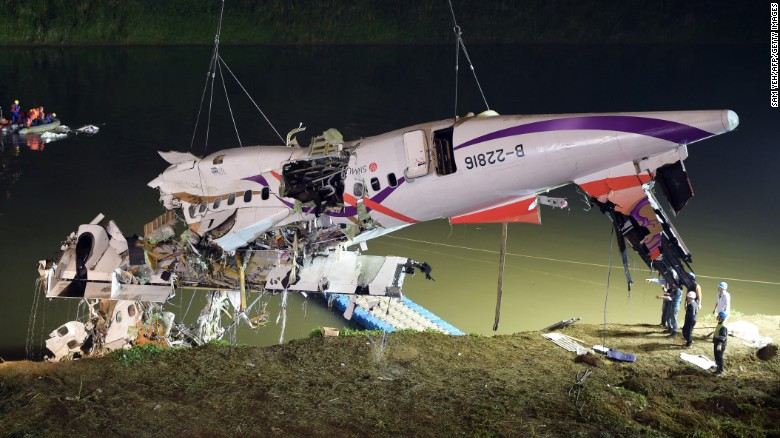 Was TransAsia Flight GE235 safe?