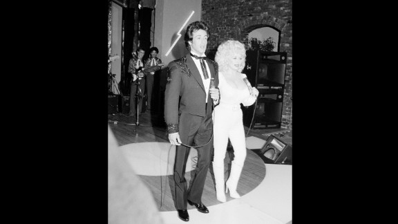 """Sylvester Stallone and Dolly Parton recorded """"Sweet Lovin' Friends,"""" a duet for their 1984 comedy """"Rhinestone."""" Both the song and the film flopped."""