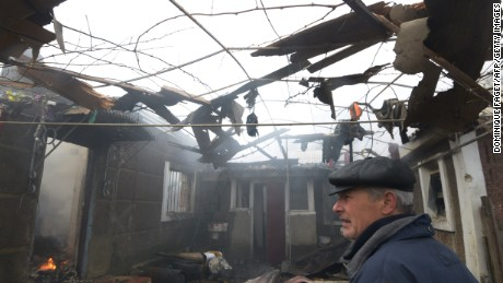 Trapped in a cycle of violence in eastern Ukraine