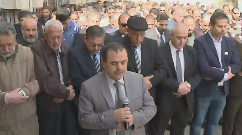 Jordanians rally against ISIS