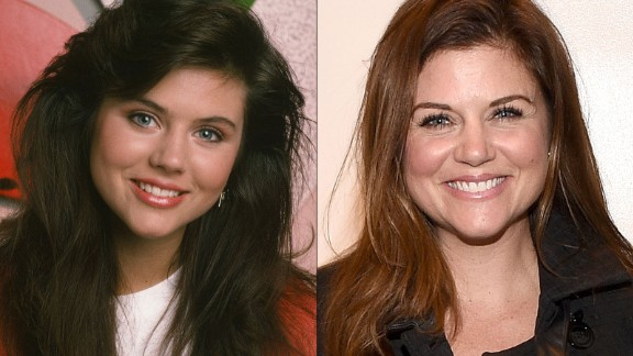 """After Kelly Kapowski and Zack tied the knot in 1994, Tiffani Thiessen dropped the """"Amber"""" from her name and went on to appear in """"Beverly Hills, 90210,"""" """"Fastlane"""" and """"White Collar."""" She did a Funny or Die sketch poking fun about why she doesn"""