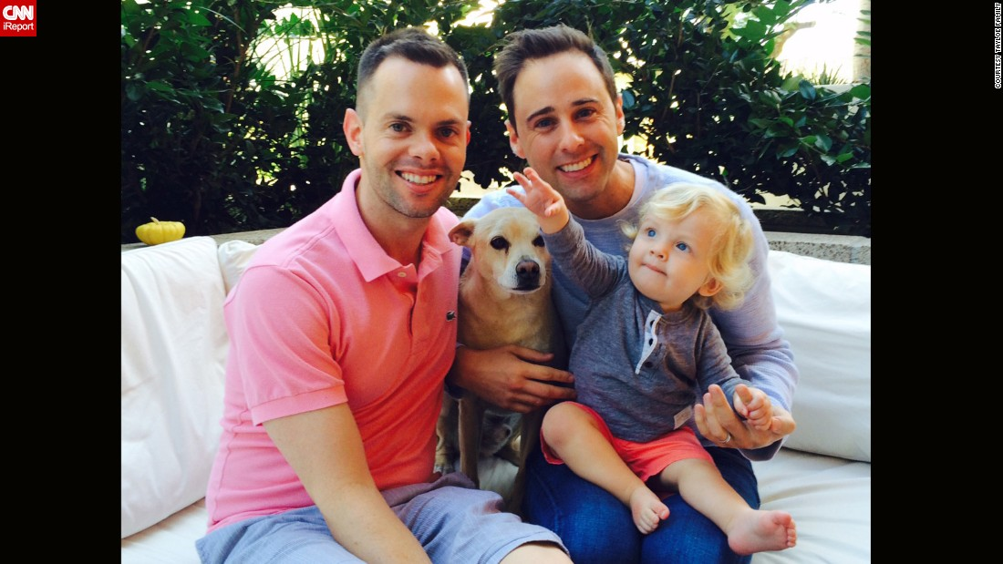 "The Tayloe family lives in Los Angeles. Josh is a manager at a Starbucks. Scott works in the study abroad industry and operates a review website for the lesbian, gay, bisexual, and transgender community called <a href=""http://www.haydenslist.com/"" target=""_blank"">Hayden's List</a>."