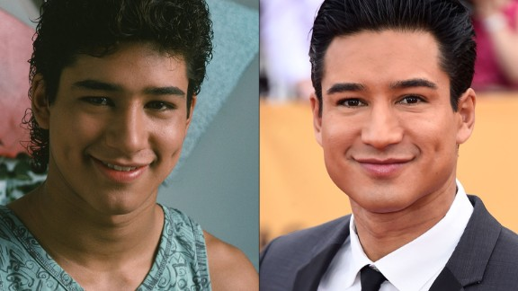 """After playing A.C. Slater, Mario Lopez appeared in """"Pacific Blue"""" """"The Bold and the Beautiful"""" and """"Nip/Tuck."""" He competed on Season 3 of """"Dancing with the Stars"""" and has hosted """"America"""