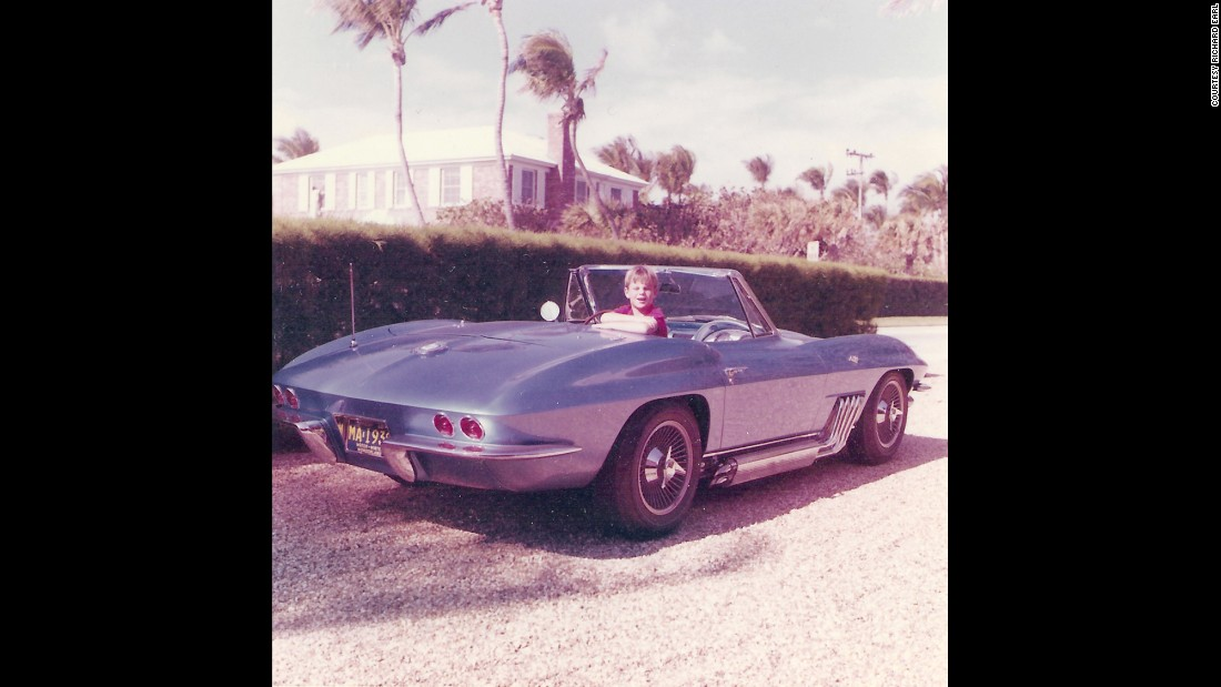 "Harley Earl treated his grandson Richard Earl to a special cruise to celebrate his 8th birthday in 1967. They took a spin in Harley Earl's 1963 Sting Ray. ""I remember the roar of the engine,"" Richard Earl said. ""I remember the smile that spread across my face when he'd go fast. ..."" The car was tricked out, Richard Earl said. Oddly, it had an altimeter gauge, which indicated the car's altitude. ""This was his self-expression,"" he said. ""It had gauges all over the place. It was over the top. The gauges made the cockpit look like a spacecraft. That was Harley."""