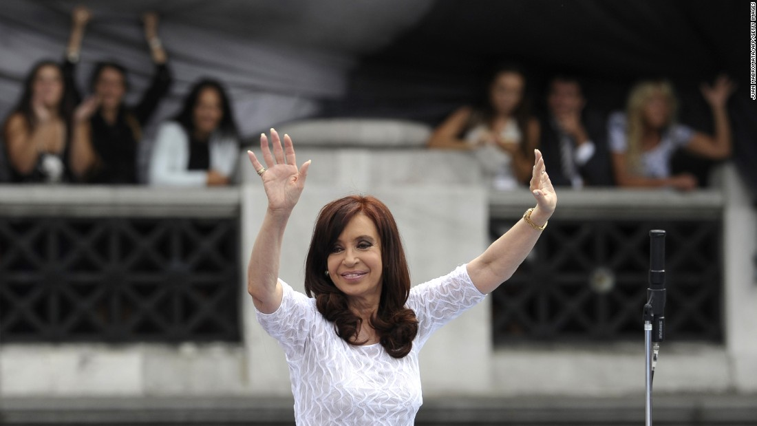 Argentine President Cristina Fernandez de Kirchner was accused by prosecutor Alberto Nisman of covering up Iran's involvement in the 1994 bombing in exchange for a trade deal between the two countries. She denied the allegations, which were later dismissed.