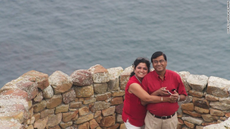 Shanthi And C S Seshadri Were Arranged To Be Married In 1985 They Say It Was