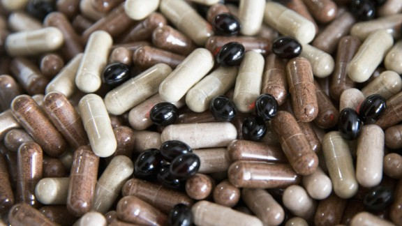 There is little regulation of anything called a dietary supplement, Dr. David S. Seres says.