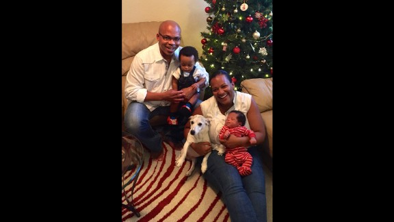 Marsha and Lenny Spence live in Florida with their two little boys.